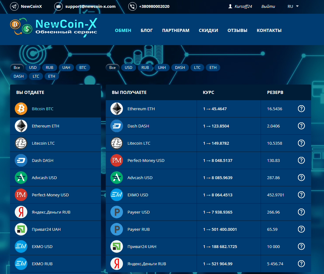 Newcoin-x